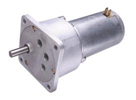 Spur Redüktörlü DC motor