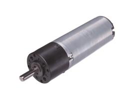 Planet Redüktörlü DC motor